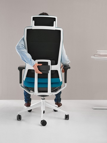 ERGONOMIC CHAIRS – WHO'S USING THEM AND WHY?