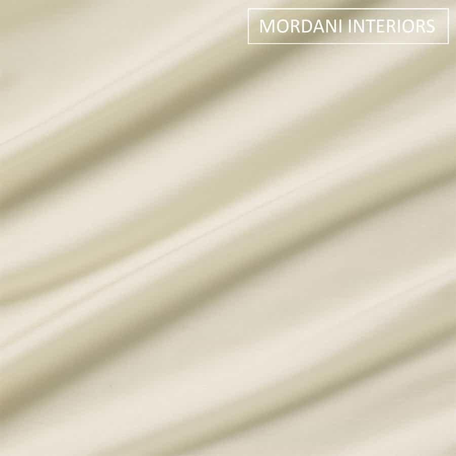 Cream Silk Curtain and Drapes