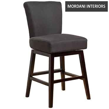 Atwood Solid Wooden  Bar Stool