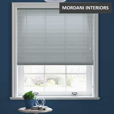 Dark Grey Aluminium Venetian Blind
