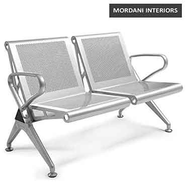 Durant 2 Seater Waiting Area Bench