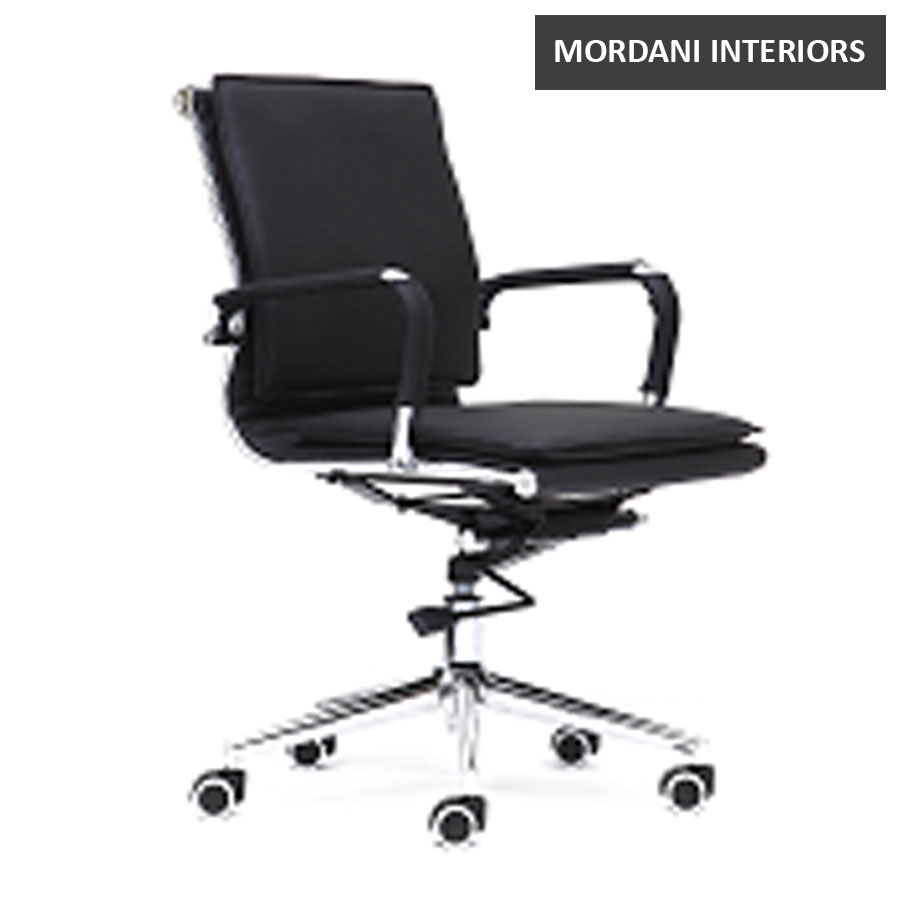Eames Double Cushion Mid Back Replica