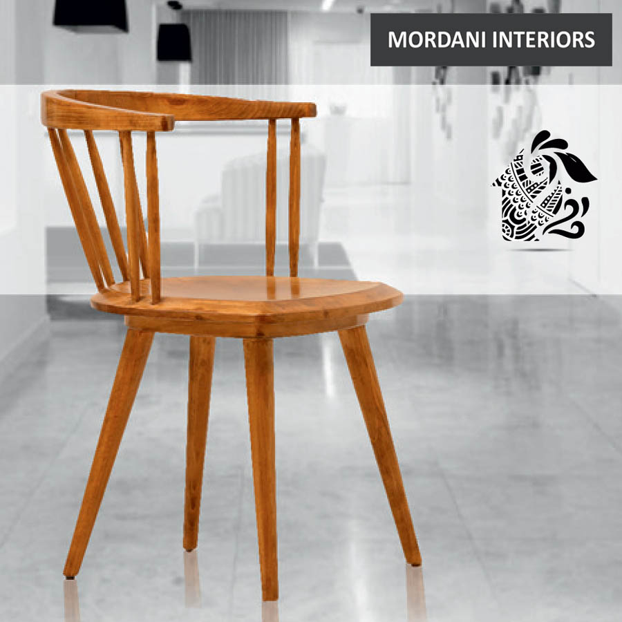 Lazarus Wooden Dining Chair