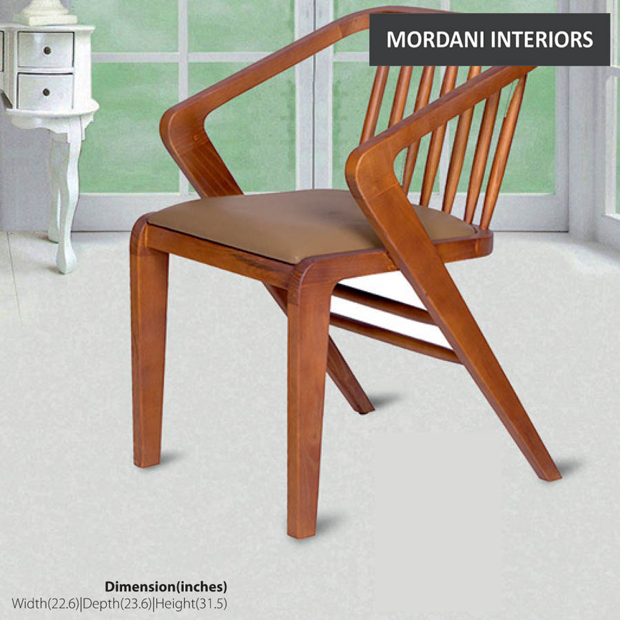Medwin Wooden Dining Chair