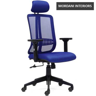 Patrik LX High Back Ergonomic Office Chair