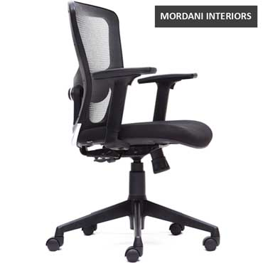 Swiss ZX Mid Back Waiting Room Chair