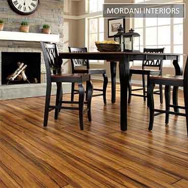 Tiger Eye Bamboo Wood Flooring