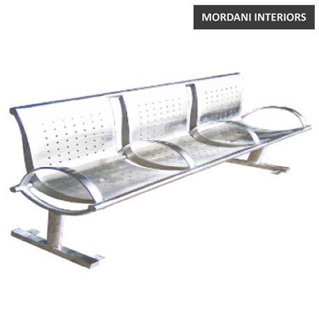 Trimax 3 Seater Waiting Area Bench