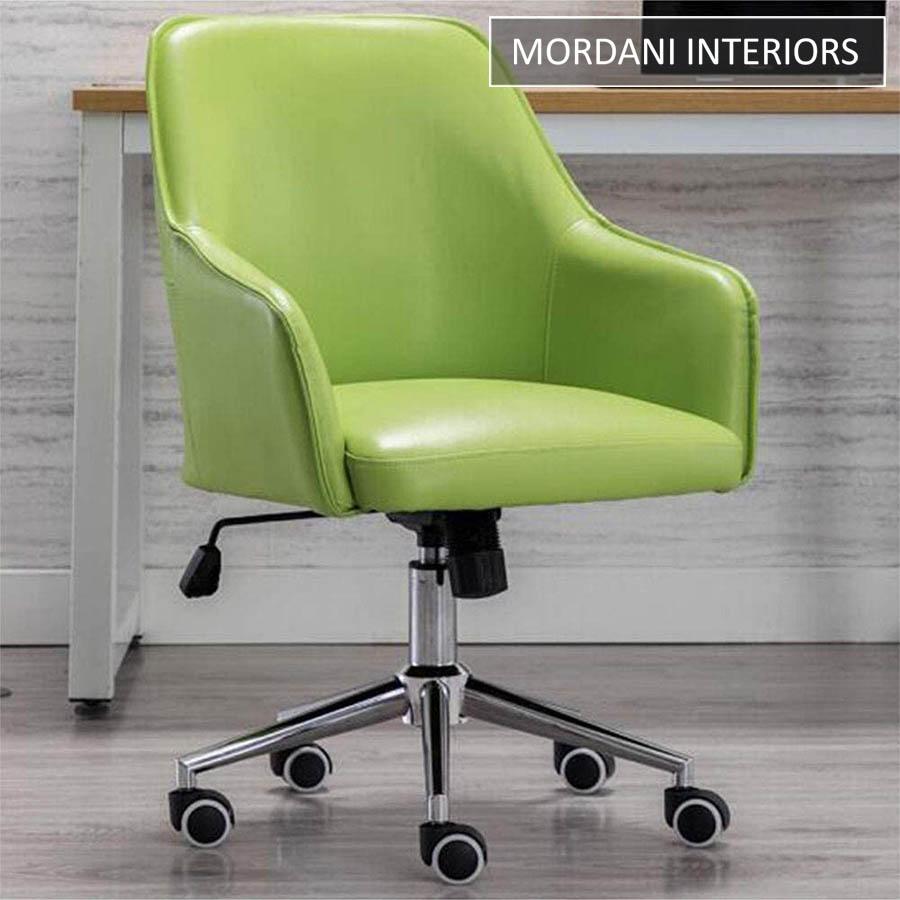 Arlo Green Designer Chair