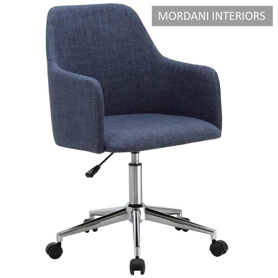 Arlo Indigo Designer Chair