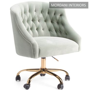 Ashington Green Designer Chair