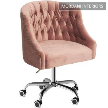 Ashington Plum Designer Chair
