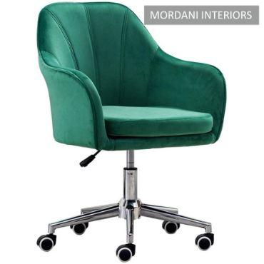 Azami Green Designer Chair