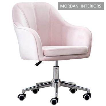 Azami Pink Designer Chair