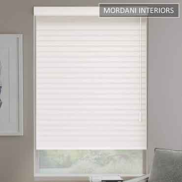 Beige Triple Shade Blinds