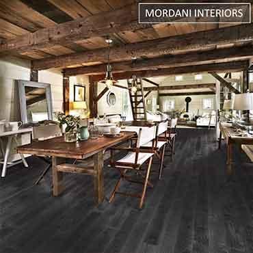Black Oak  Wooden Vinyl Flooring