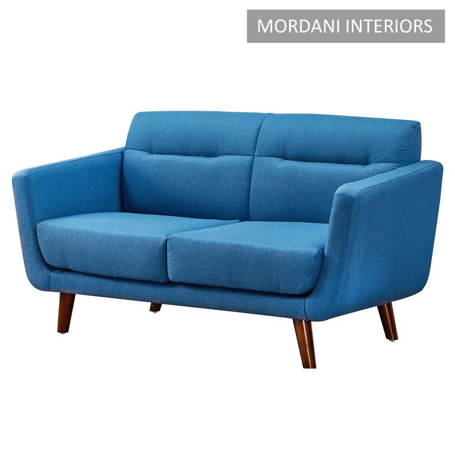 Boras 2 Seater Blue Bespoke Sofa