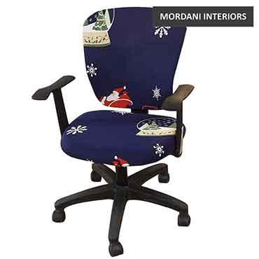 Gibson Navy Blue Kids Chair