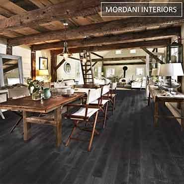 Charcoal Wooden Vinyl Flooring