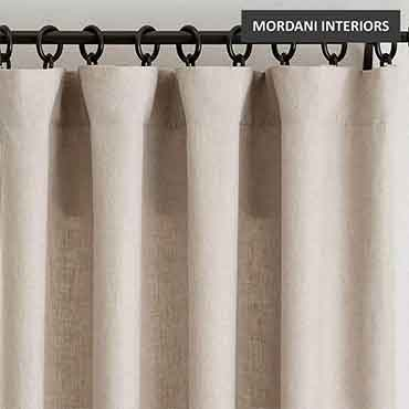 Flax Linen curtain