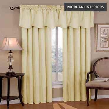 Ivory Cotton Curtain