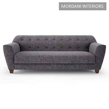 Martini Dark Grey Designer Sofa
