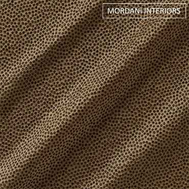 Brown  Chenille Upholstery