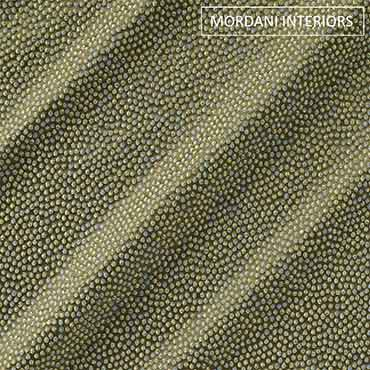 Olive Green Chenille Upholstery